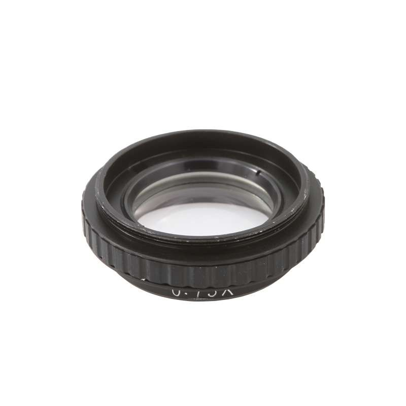 SX25 Series Objective Lens with 120mm Working Distance, 0.75X Magnification