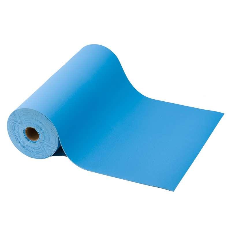 """SpecMat-H ESD-Safe Single-Layer Vinyl Worktop Mat, Light Blue, 30"""" x 60"""" x .10"""""""