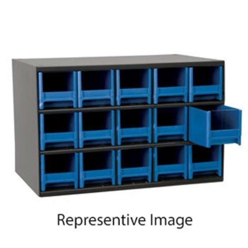 Steel Storage Cabinet with 16 Drawers 17 x 11 x 11   sc 1 st  All-Spec & Akro-Mils Steel Storage Cabinet with 16 Drawers 17 x 11 x 11