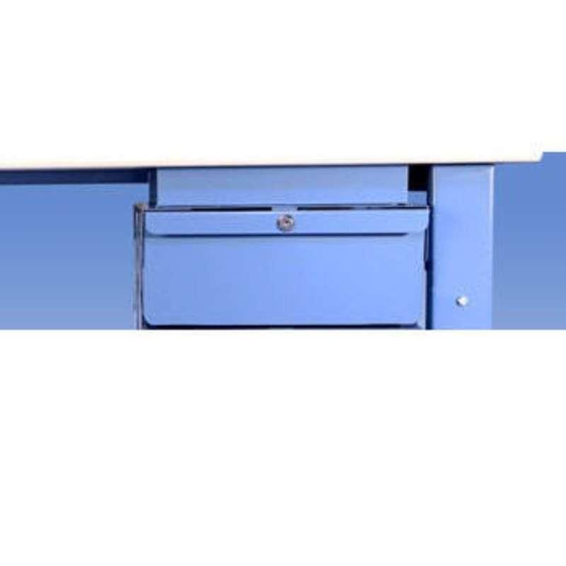"Single Steel Drawer, 4"""