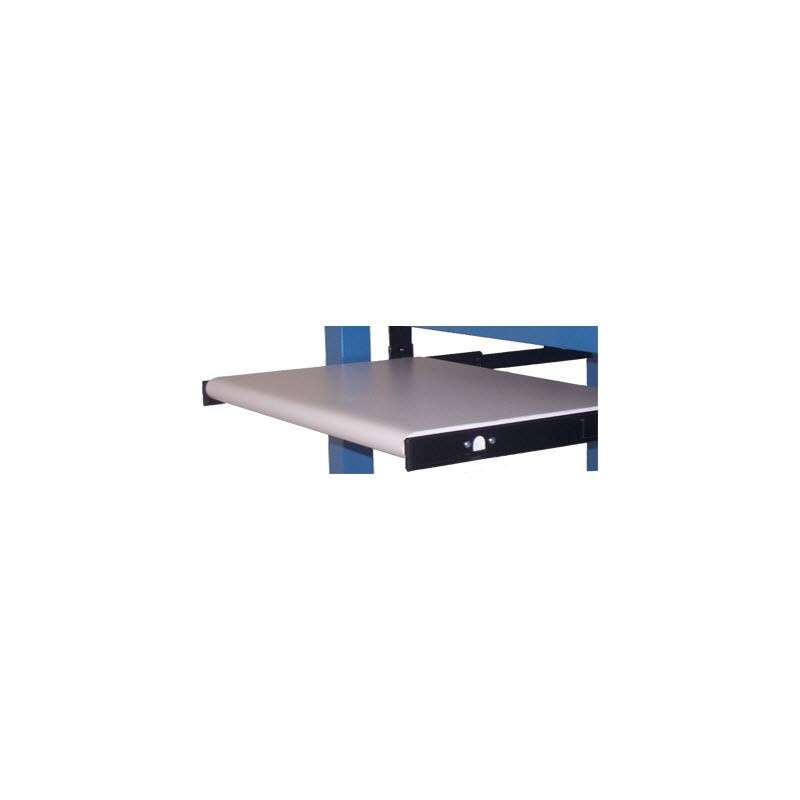 "ESD-Safe Laminated Keyboard Shelf, 19-1/2""W x 18""D"