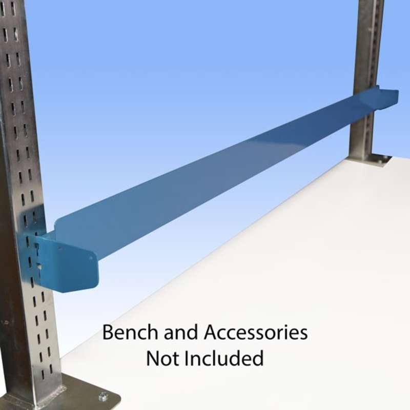 "Bin Rail for 72"" All-Spec Heavy Duty Benches"