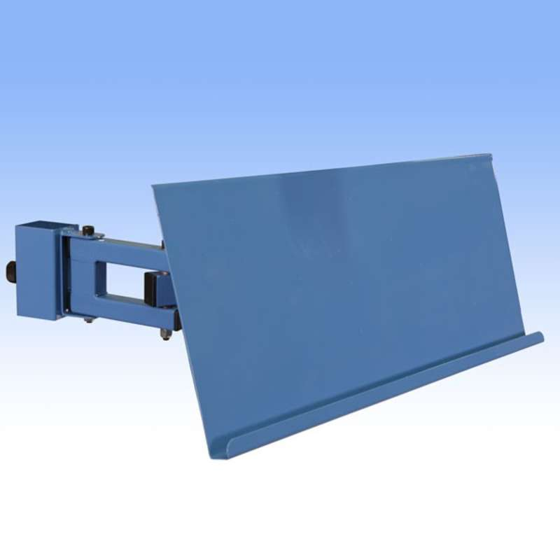 """Adjustable Document Holder for All-Spec Heavy Duty Benches, 24 x 12"""""""