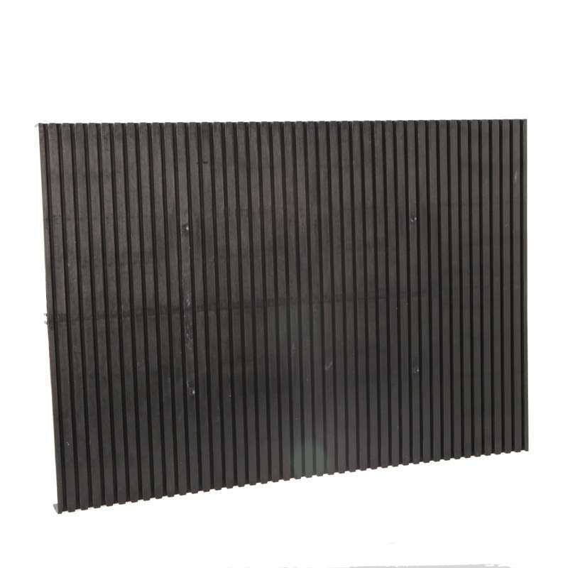 605 Series Conductive PCB Board Rack with 42 Slots, 11-1/2 x 16""