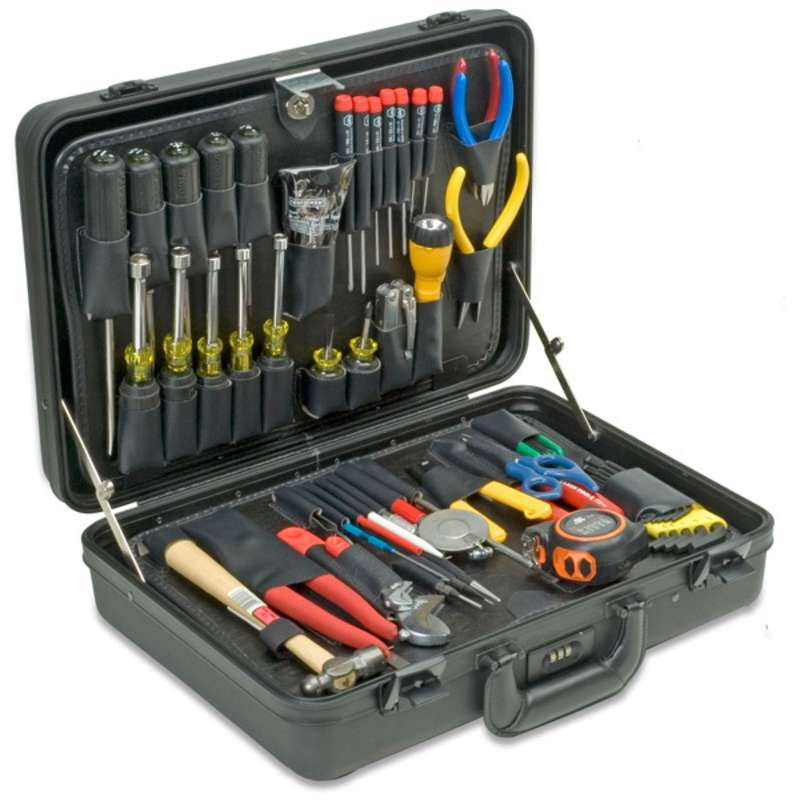 Professional Field Service Engineer's Tool Kit with a ...