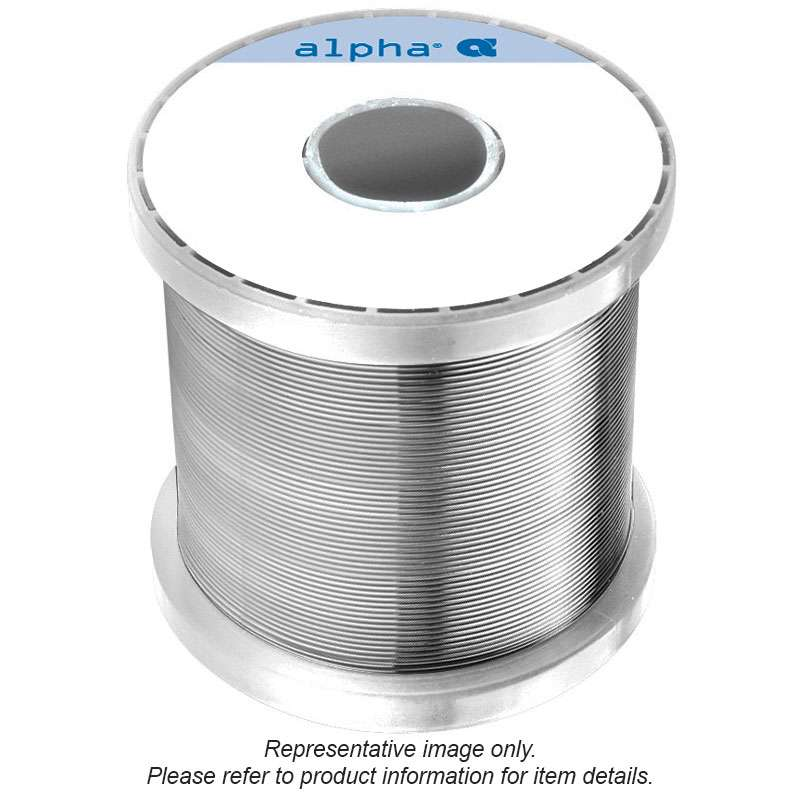 Alpha Vaculoy Solid Solder Wire