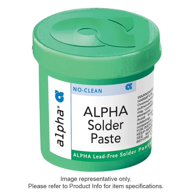 Alpha Solder Paste Jar