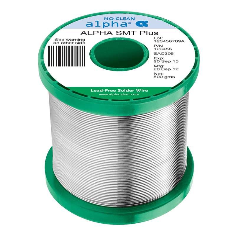Alpha Alpha 110299 - Halogen Free No Clean Solder Wire