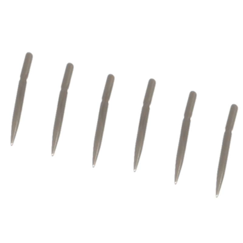 "Nickel Chrome Alloy Electrodes, .04"" Diameter for 105133, 6 per Pack"