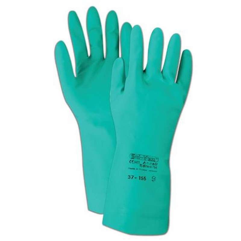 "Sol-Vex® ESD-Safe 15mil Nitrile Gloves, 13""L, Size 11"