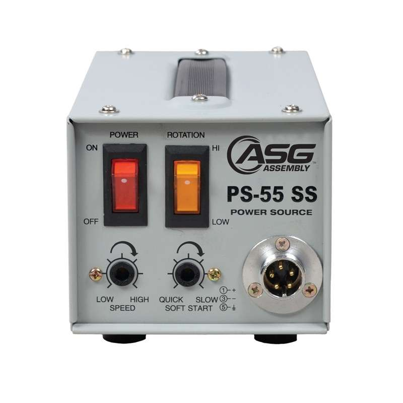 Variable Speed Slow Start Power Supply for ASG Electric Torque Screwdrivers