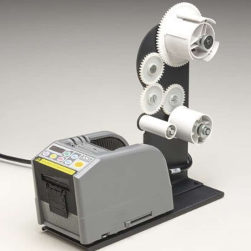 "EZ-9000 RP Double-Sided Automatic Tape Dispenser for 1/4"" to 2-1/4"" Wide Tapes"