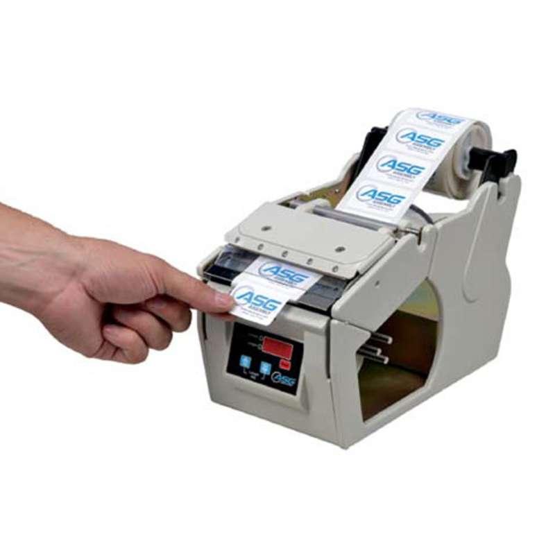 Automatic Label Dispenser ~ Asg ldx automatic label dispenser
