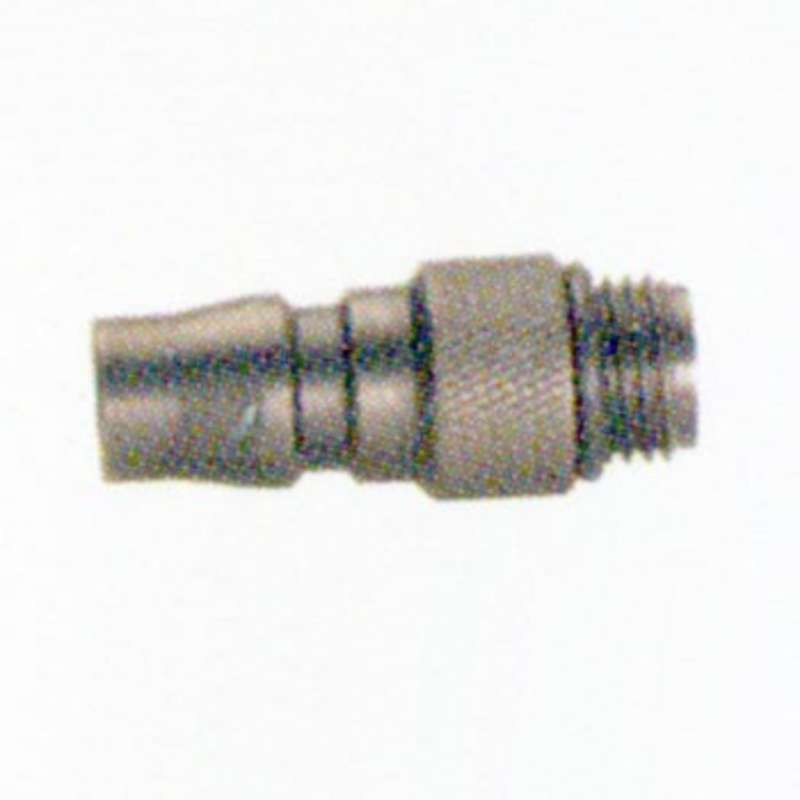 Quick Disconnect Male H Nipple Fitting for Torq2 Pneumatic Screwdrivers, 1/4""