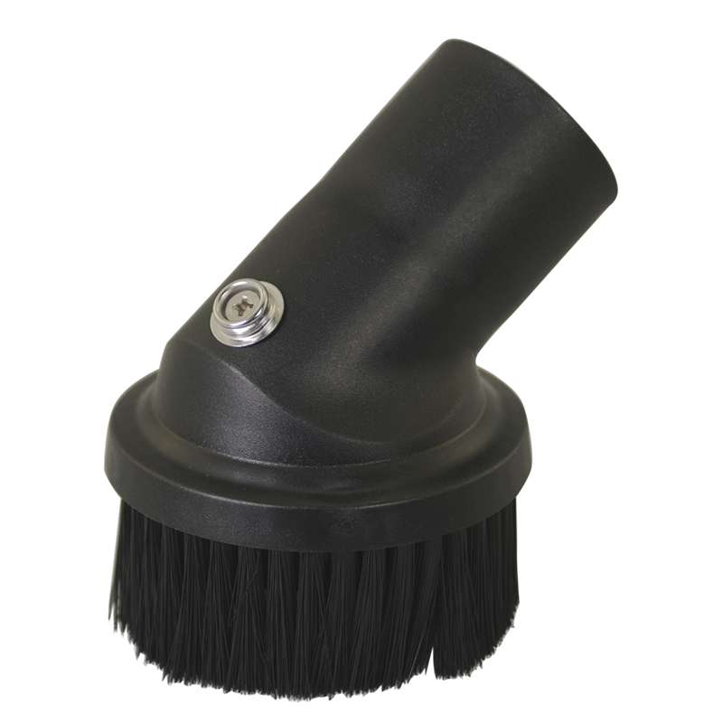 ESD-Safe Round Dusting Brush with 10mm Stud for Atrix Omega