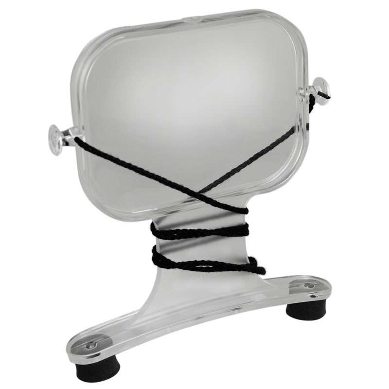 Hands-Free 2X Magnifier, 5 x 4""