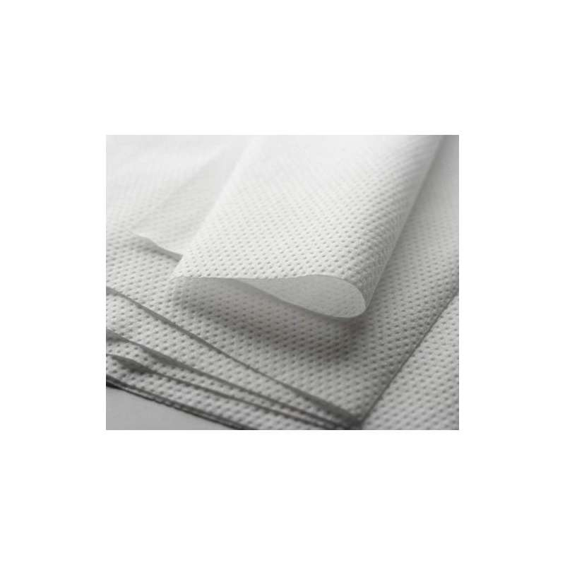 """Pro-Wipe™ 880 Cleanroom 100% Polypropylene Nonwoven Wipes, 8 x 10"""", 100 per Package"""