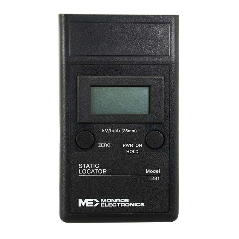 Digital Electrostatic Field Meter