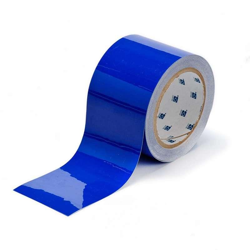 3 IN x 100 FT B514 BLUE FLOOR TAPE
