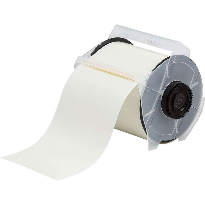 "GlobalMark® Indoor/Outdoor Grade Vinyl Tape, 2-1/4"" x 100', Clear, 1 Roll"