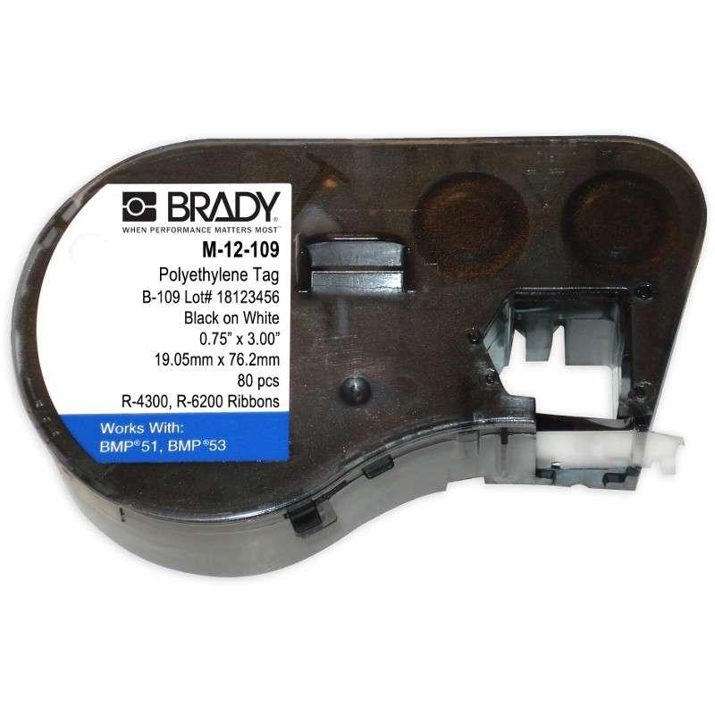 Brady M-12-109