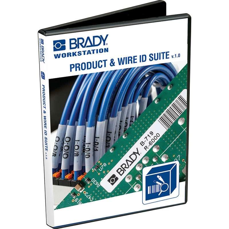 Brady BWS-PWIDS-CD