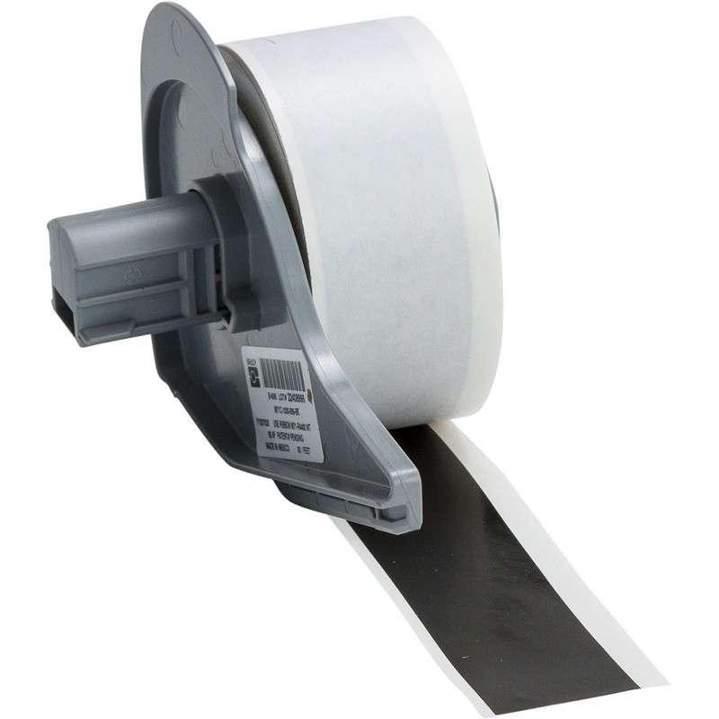 """BMP™71 Series Indoor/Outdoor Vinyl Tape, Black, 1"""" x 50', 1 Each"""
