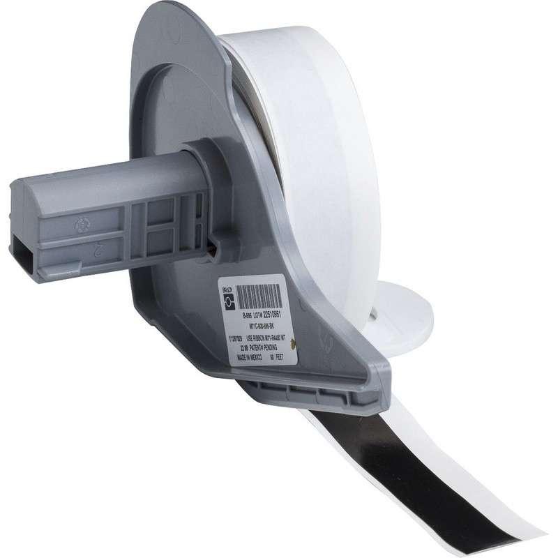 """BMP™71 Series Indoor/Outdoor Vinyl Tape, Black, 1/2"""" x 50', 1 Each"""