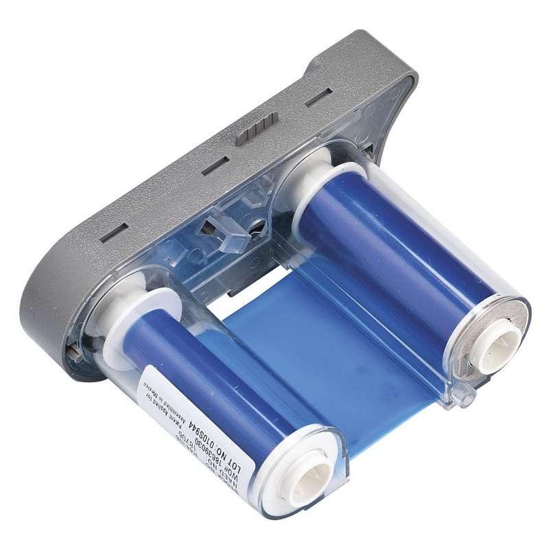 """TLS 2200®/TLS PC Link™ Printer Ribbon, 2"" x 75', Blue"""