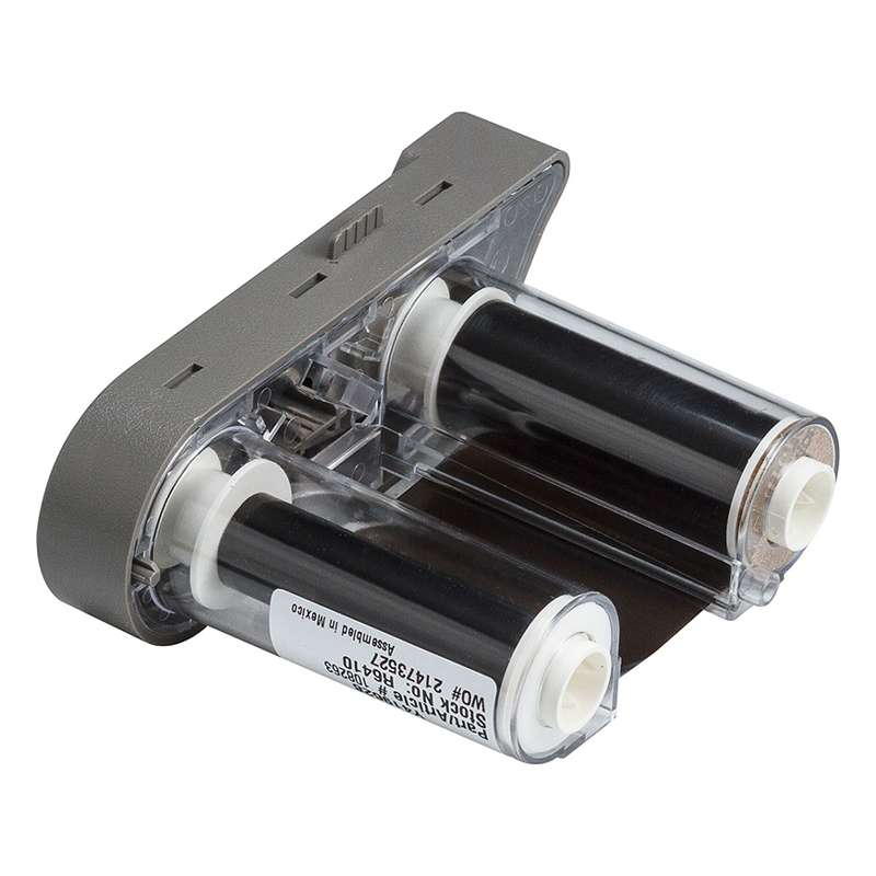 "R6410 Series Thermal Transfer Ribbon, 2"" x 75', Black"