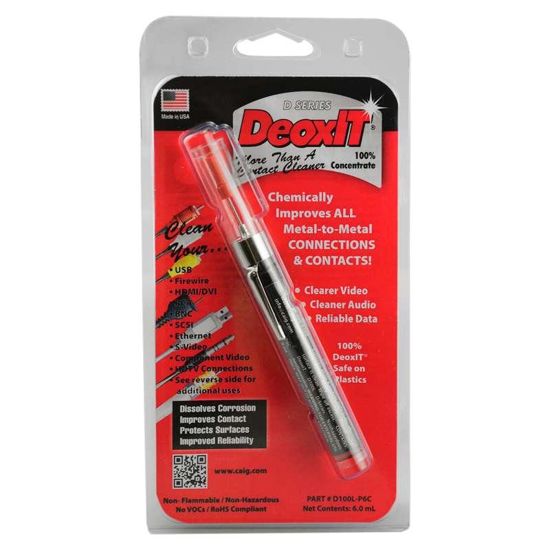 Caig DeoxIT D100L-P6C
