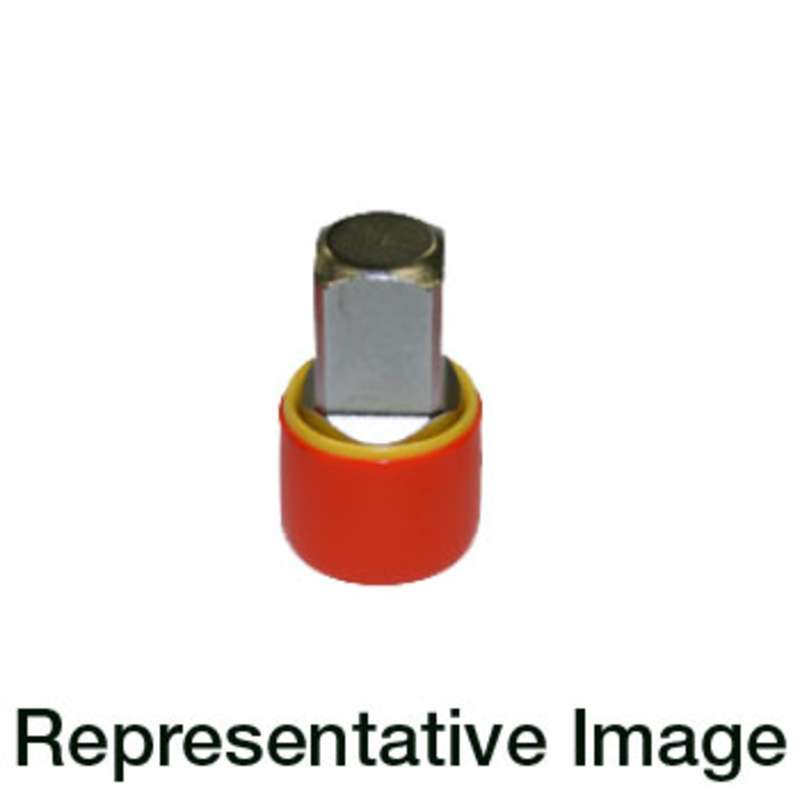 "Insulated Socket Adapter, 1/2"" Female Square Drive to 3/4"" Male Square Drive"