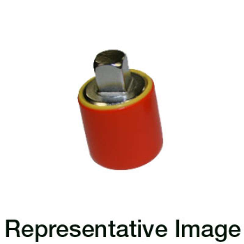 "Insulated Socket Adapter, 3/8"" Female Square Drive to 1/2"" Male Square Drive"