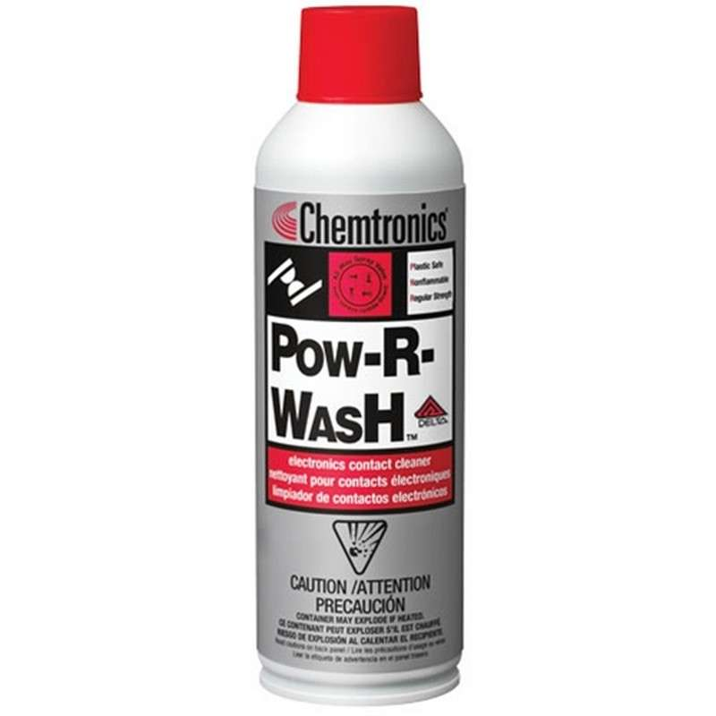 Pow-R-Wash® Delta Contact Cleaner, 12oz Aerosol
