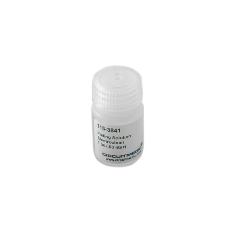 Preparation Electroplating Solution for Replating and Edge