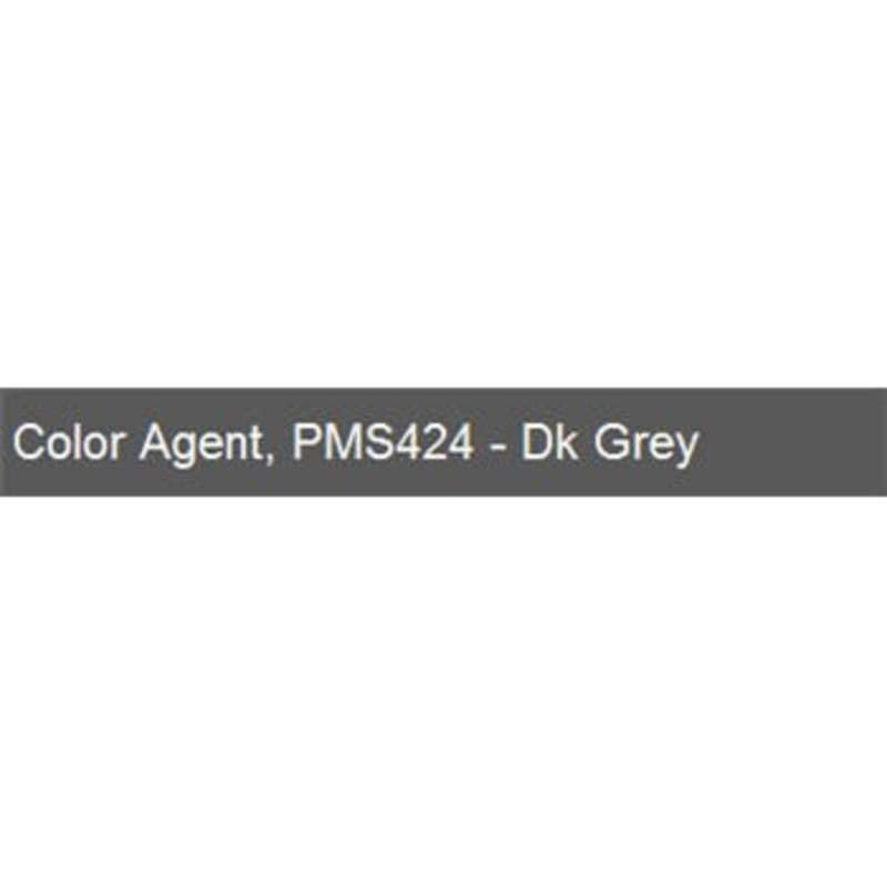 PMS424 Dark Grey Color Agent, 2 Gram Tube, for Use with Clear Epoxy 115-1322