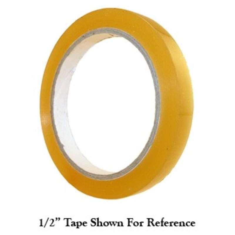 "Anti-Static Transparent Tape, 3"" Core, 1/2"" x 72yd, Biodegradable"