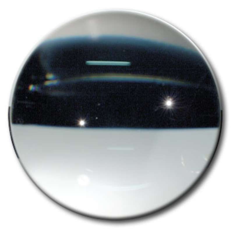 """5-Dioper Circline Magnifying Lens, +125% Magnification, Focal Length 8"""""""
