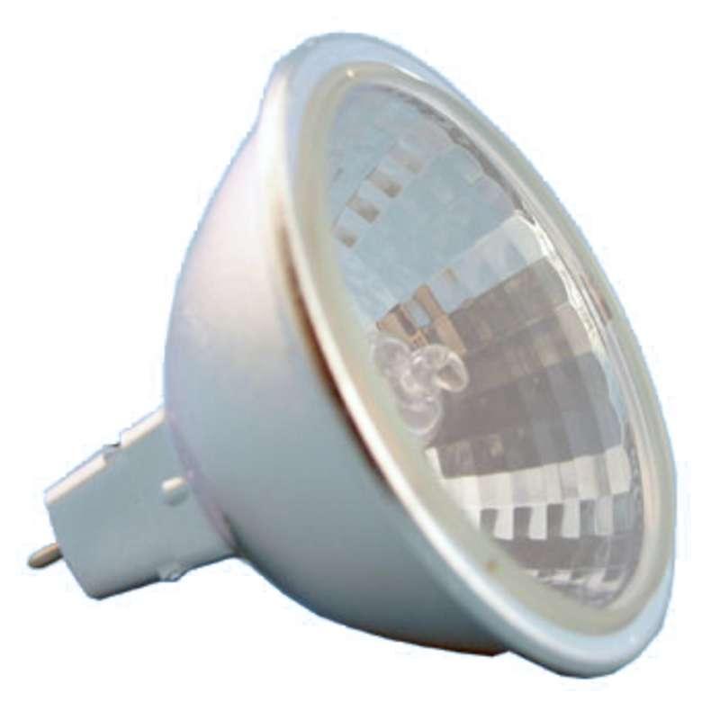 50 Watt Halogen Bulb with MR-16 Base, 3000K Color Temperature