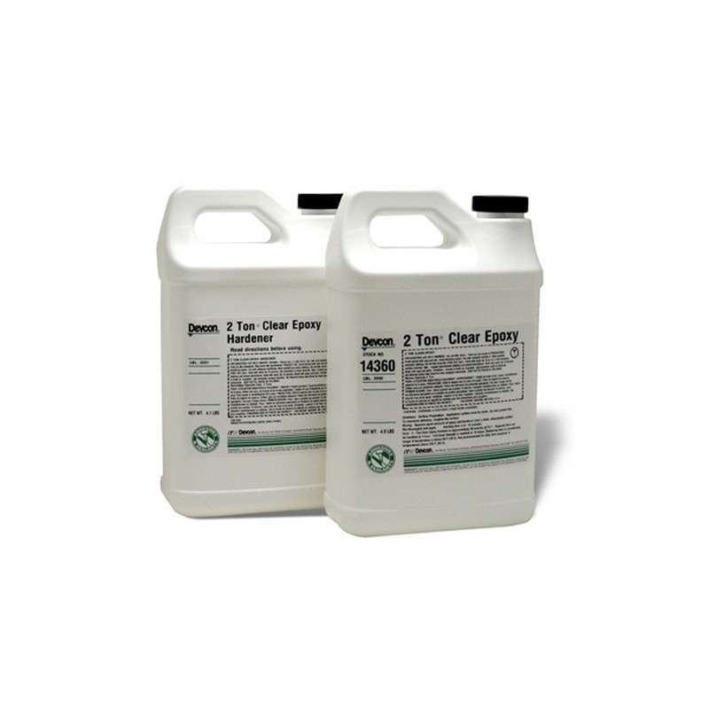 Water Resistant Epoxy : Ton clear medium cure water resistant adhesive epoxy lbs