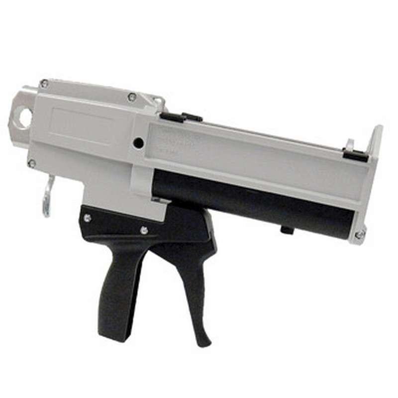Manual Applicator Gun for Dispensing and Applying 400 ml Cartridge Systems, 4:1 Ratio