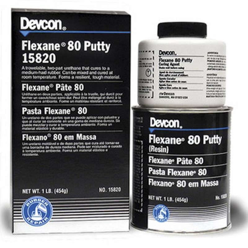 Flexane®80 Medium Viscosity Urethane Putty, 1 lb.