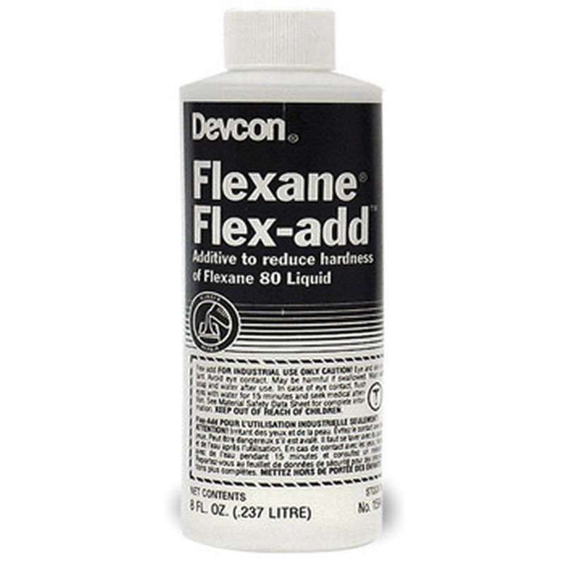 Flex-Add™ Flexibilizer used with Flexane®80 Liquid to Custom Mix Urethane, 8 oz.