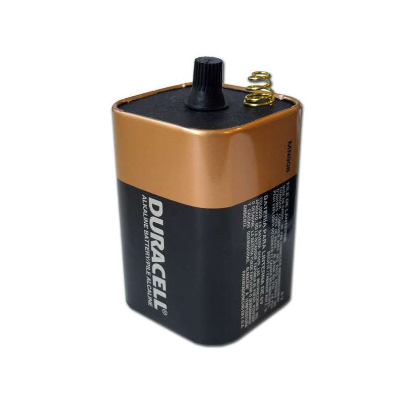Duracell ProCell 6 Volt Lantern Battery Spring Type