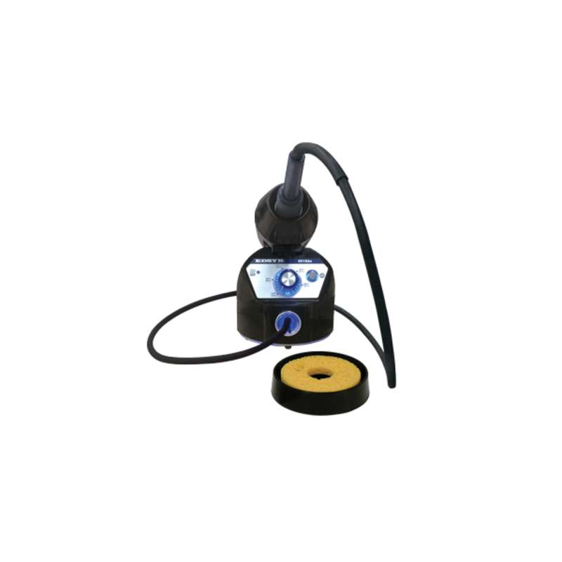 Loner® ESD-Safe Temperature Controlled Single Iron Soldering Station, 120 Volt 95 Watt