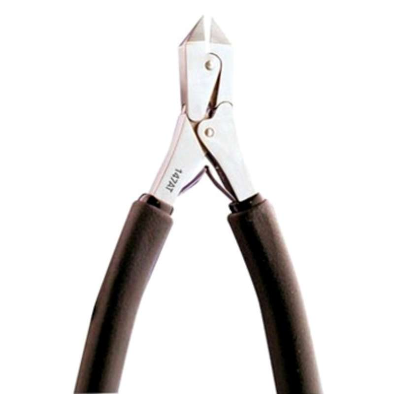 """ESD-Safe Compound Tungsten Cutter with Cushion Grip Handles, 6"""" Long"""