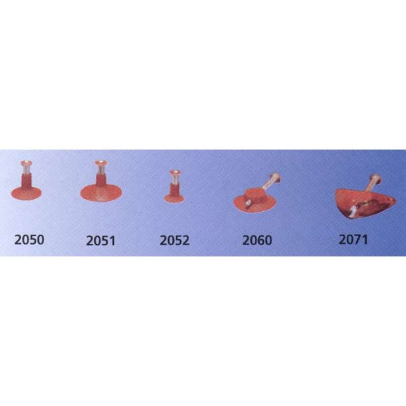 Vacuum Pickup - Wafer Tip Kit - Five Star Roto-Pic 5 pcs contains 2050,2051,2052,2060,2071