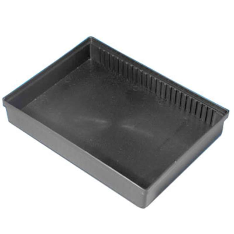 "ESD-Safe Component Tray, 11.75 x 8-3/8 x 1-3/8"" I.D."