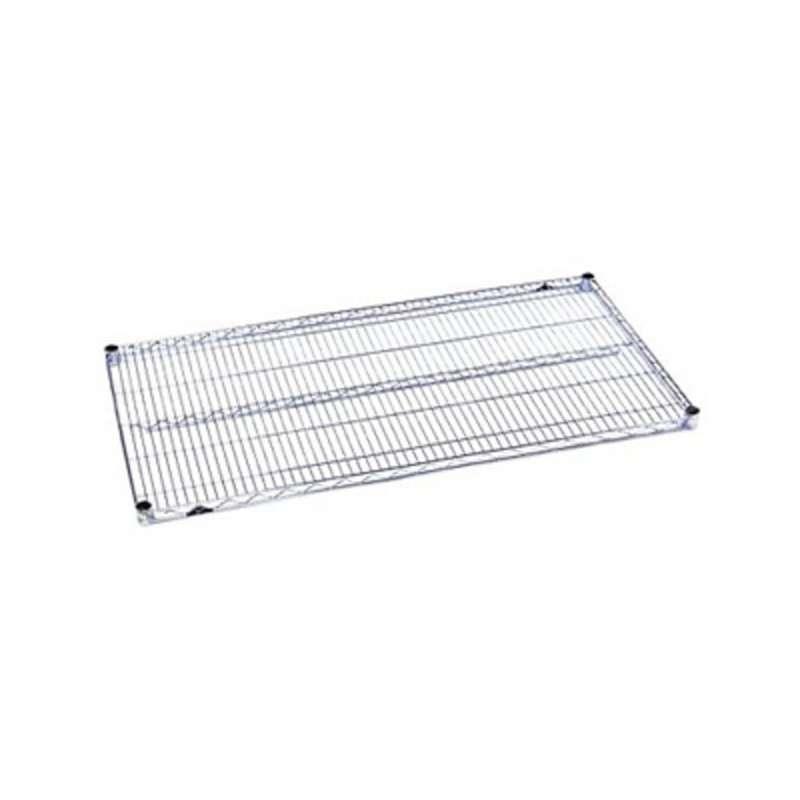 """Super Erecta® Stainless Steel Wire Shelf, 30x72"""""""