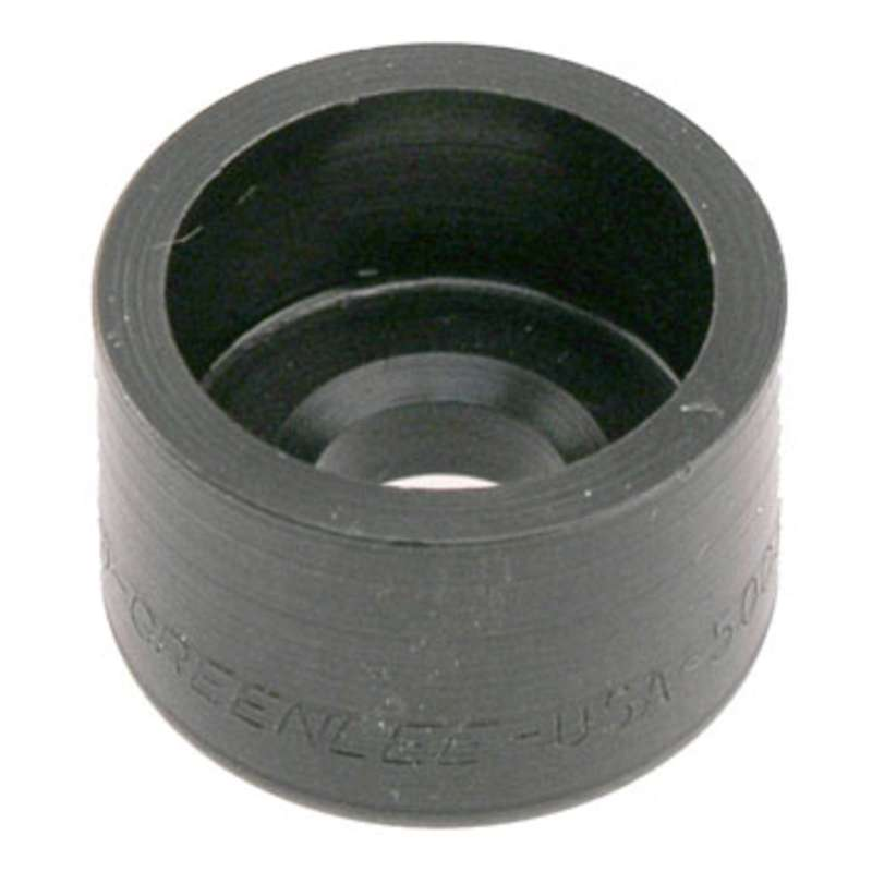 Standard Round Knockout Replacement Die, Hole Size 3.75""